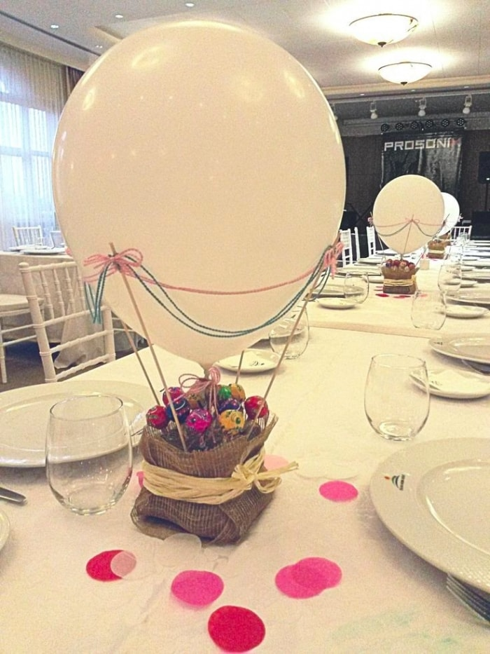 banquete comunion en casa