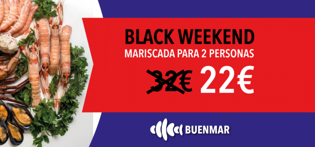 Black friday, o mejor dicho, nuestro súper black weekend de descuento