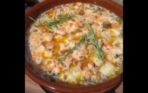 receta de gambones al ajillo BUENMAR