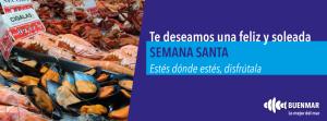 mariscos Semana Santa BUENMAR