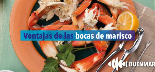 Bocas marisco o bocas de cangrejo: beneficios nutritivos y consejos