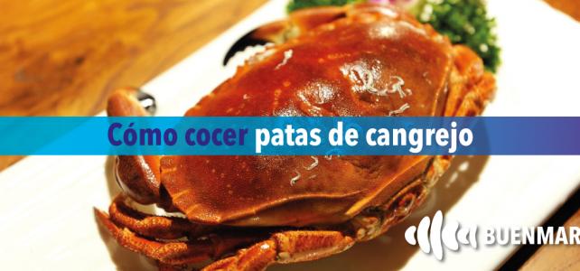Cocer patas de cangrejo ¡Te descubrimos cómo!