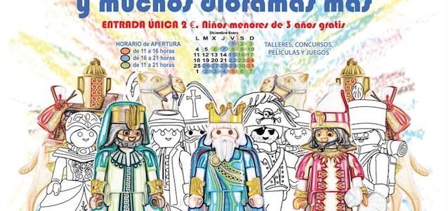 Belén de Playmobil en Sevilla, Mairena del Alcor ¡Descúbrelo con los más pequeños!