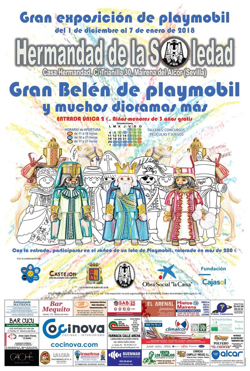 Belen Playmobil En Sevilla Mairena Del Alcor BUENMAR