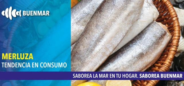 Merluza: uno de los pescados más consumidos en España