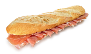 comprar baguette jamon serrano BUENMAR
