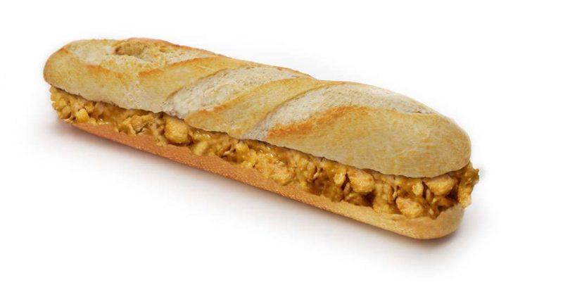 comprar baguette kebab pollo BUENMAR