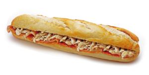 comprar baguette pollo con bacon BUENMAR